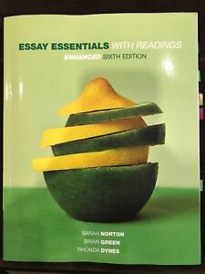 Essay Essentials with reading