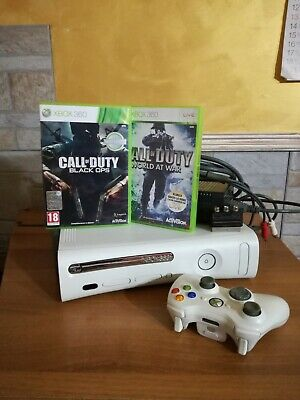 Xbox 360 - 60 gb + 2 giochi