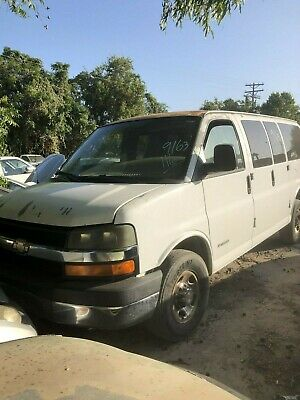 2005 CHEVY EXPRESS 3500 PASSENGER AIRBAG