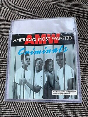 AMW OAKLAND AMERICA'S MOST WANTED 415 SPICE 1