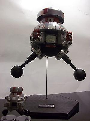 """Space 1999 Eagle 1 Mattel   *1 *""""Vincent 396 Good Guy Droid"""" 12'' Disney 1979"""