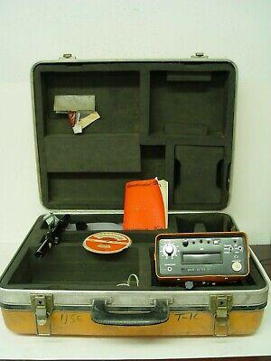 Aga Geodimeter 12a Edm Total Station Attachment Vintage 1980 Sweden Bushnell