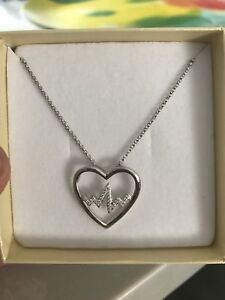 Charm Heartbeat Necklace
