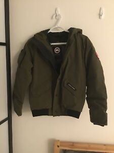 kid size Canada goose