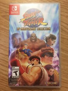 Street Fighter Switch For Trade