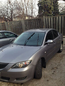Mazda3  AS IS