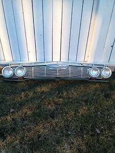 1961 Chevy Impala panels and grill