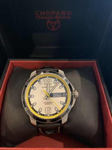 Chopard Monaco Historic 168568 - watch picture 1
