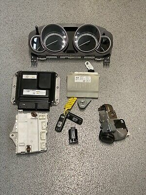 Mazda 6 2.2 diesel ECU, Ignition Barrel, Key, BCM , Key Less Entry, Start Kit