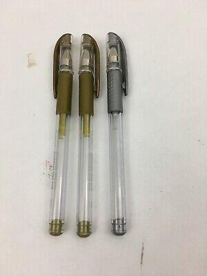 Pioneer Acid Free Metallic Color Gel Ink Pens