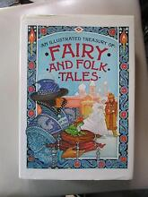 An Illustrated Treasury Of Fairy & Folk Tales Campbell North Canberra Preview