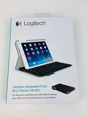 Logitech Ultrathin Keyboard Folio for iPad mini-Not for iPad Mini 4 Wont Fit