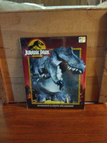 1994 Jurassic Park Calendar