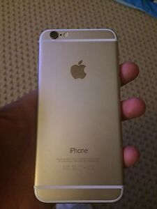 IPhone 6 Gold Unlocked 16gb