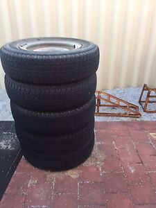 Tyres and rims Girrawheen Wanneroo Area Preview