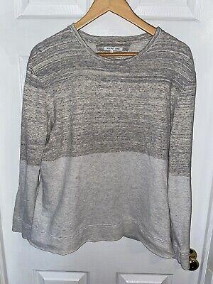 Helmut Lang Long Sleeve T-shirt Size LARGE 100% Authentic