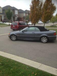 2001 BMW convertible