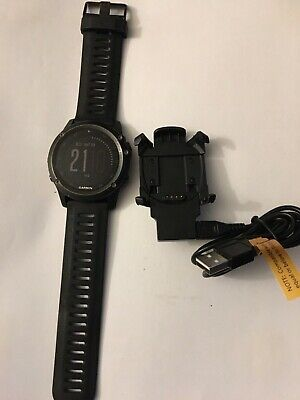 Garmin fenix 3 Sapphire Multisport Training GPS Watch