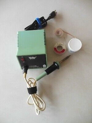 Weller WTCPS Soldering Tool and Station -