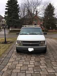 Chevy Astro (Certified)