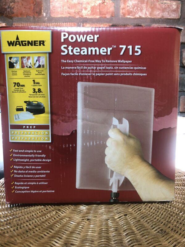 Wagner Power Steamer 715