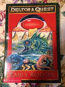 Deltora Quest: Lake of Tears by Emily Rodda