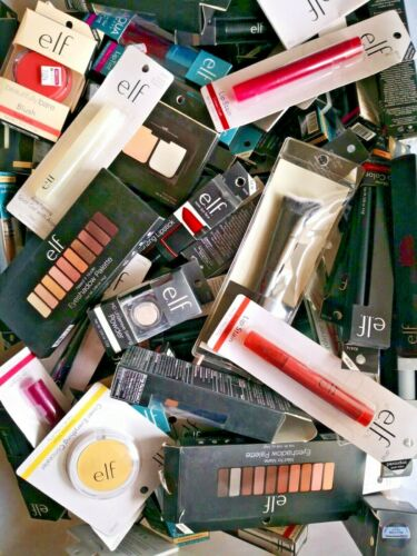 10 piece Elf NYX Cosmetics Makeup Lot Assorted e.l.f