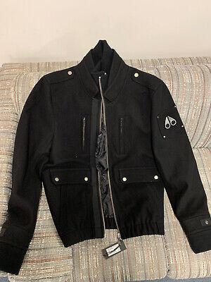 Moose Knuckles Langholm Wool-Blend Jacket