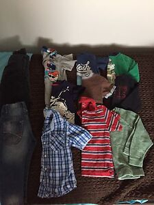 Pending pick up: Toddler boys clothing lot (2-3T)