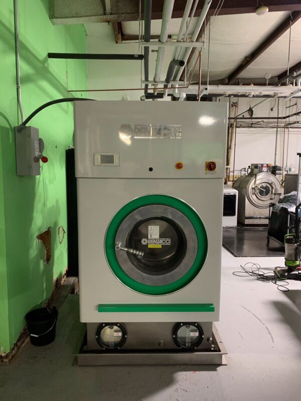 Dry Cleaning Machine - Hydrocarbon located in Katy,TX