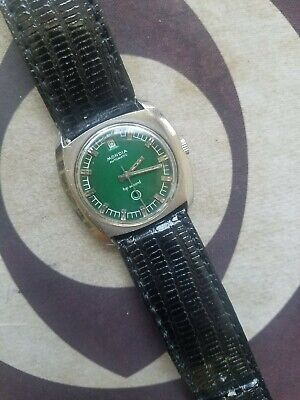 Automatic MONDIA Top Second Automatic Red Dot 25J Swiss-Made Vintage Beauty