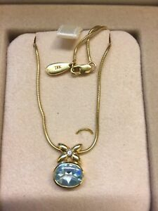 18k Birks gold Necklace