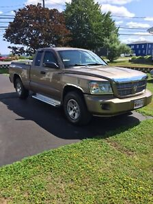2009 DODGE DAKOTA ,2WD, 3.7