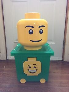 Two Lego Storage Containers - like new!