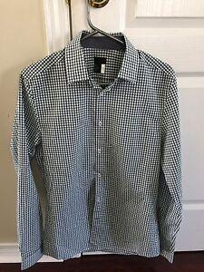 BNWT Men's H & M dress shirt small
