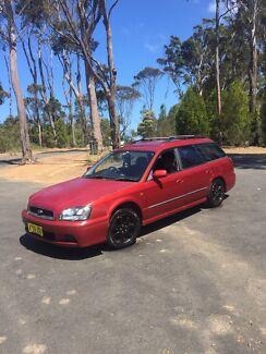 2002 Subaru liberty