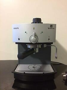 Krups Nespresso coffee machine Green Valley Liverpool Area Preview