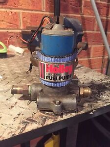 Holley blue fuel pump Sunbury Hume Area Preview
