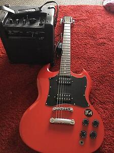 Epiphone SG G310 + VOX  AMP Epping Ryde Area Preview