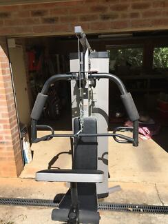 Weider 1120 Home Gym, hardly used