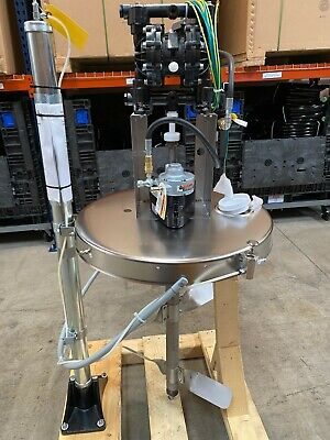 Graco Dispense Package With Husky 515 55 Gallon Drum Pump - 231419