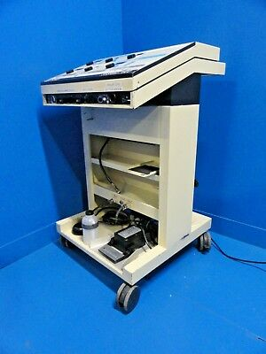 Conmed 7500 Electrosurgical Generator W Abc Mode Two Footswitches 16741