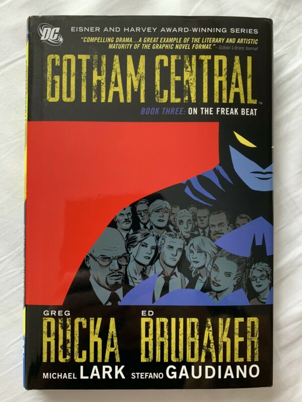 Gotham Central Book 3 Hardcover