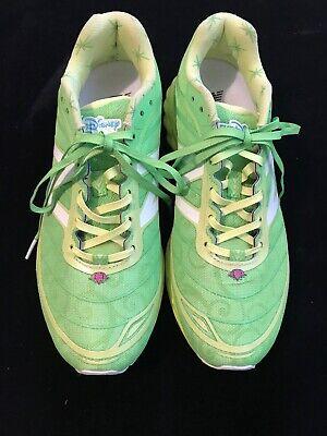 Disney Tinkerbell New Balance Neon Green Womens 10