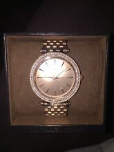 BRAND NEW ROSEGOLD MICHAEL KORS WATCH!!! West Ryde Ryde Area Preview