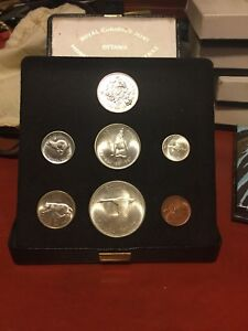 1967 Centennial Coin Collection NEW PRICE