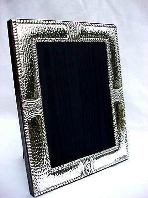 Large Elegant Finest Quality 999 Hallmarked Silver London Britannia Photo Frame.