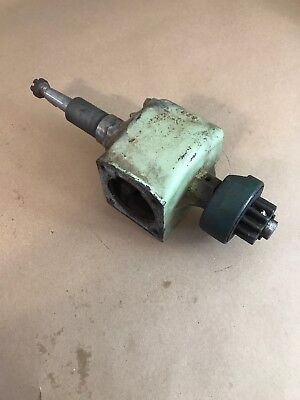 Maytag Washing Machine Model 92 Gas Engine Crankshaft And Housing S233 S239
