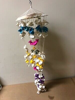 Rite Aid Home and Garden Seashell Wind Chime Windchime ](Seashell Wind Chime)