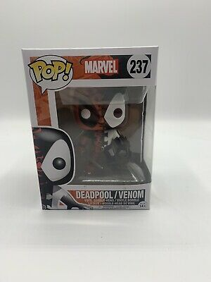 Funko Pop! Deadpool/Venom #237 Pop In A Box Exclusive